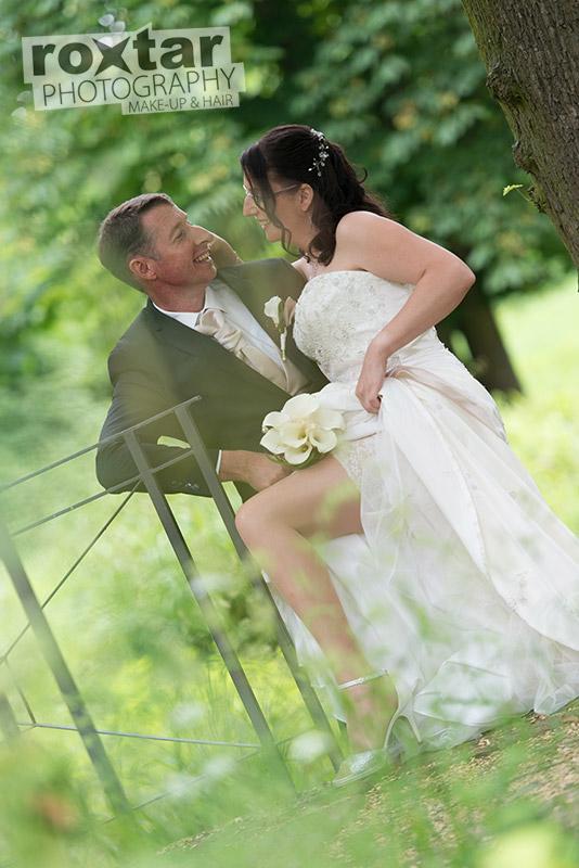 Hochzeit Brautpaar Shooting - Outdoor Dirmstein © roxtar