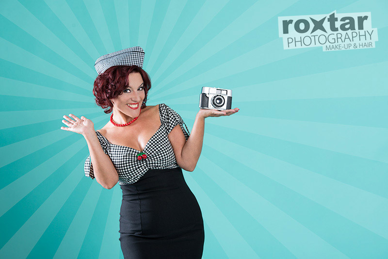 Pinup Shooting - Smile and Shoot © roxtar