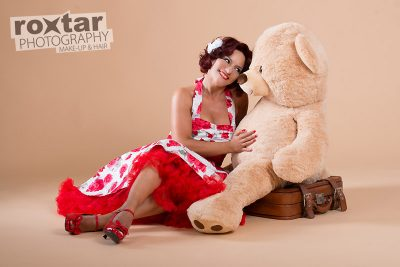 Pinup Shooting - Oh my Bear © roxtar