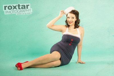 Pinup Shooting - Hello Sailor © roxtar
