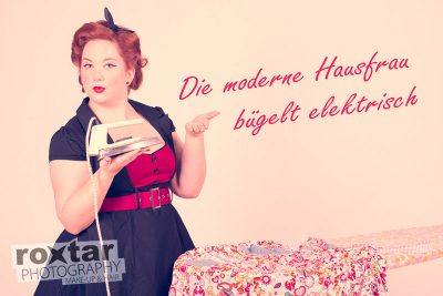 Pinup Shooting - Housewife`s Passion © roxtar
