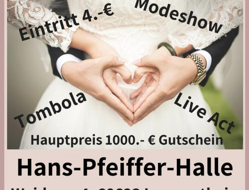 Wedding Fair Lampertheim 2018